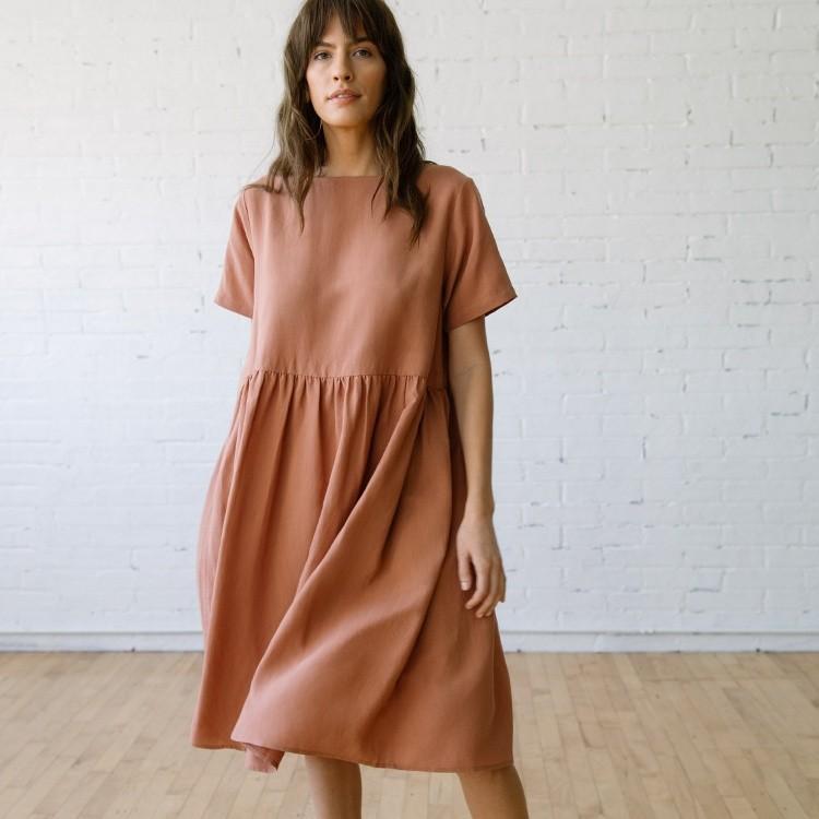 Nico Dress Cameo