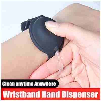 Wrist Band Hand Sanitizer - Infant Kingdom