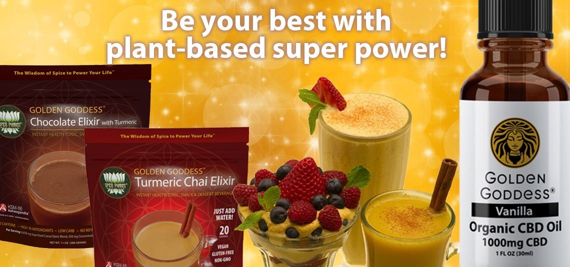 Be Your Best with Plant-Based Super Power!