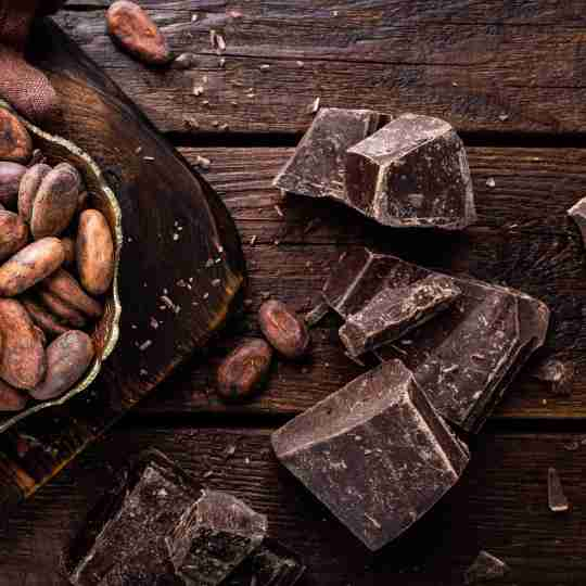 Natural Cacao Chocolate