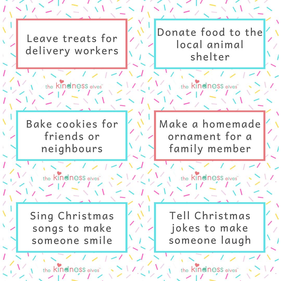 Kindness Advent Calendar ePack