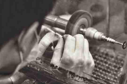 Ring manufacturing