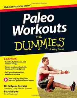 Paleo Workouts for Dummies Book