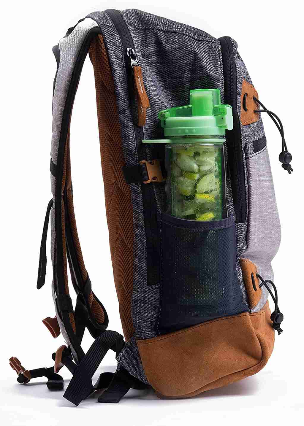 Infuser Water Bottle 25oz - Sunny Yellow - Bag