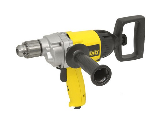 Dewalt 240V D21520 Spade drill is well equipped to run the larger Power Planters including the 428h, 528h, 728h