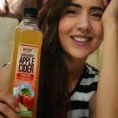 WOW Apple Cider Vinegar