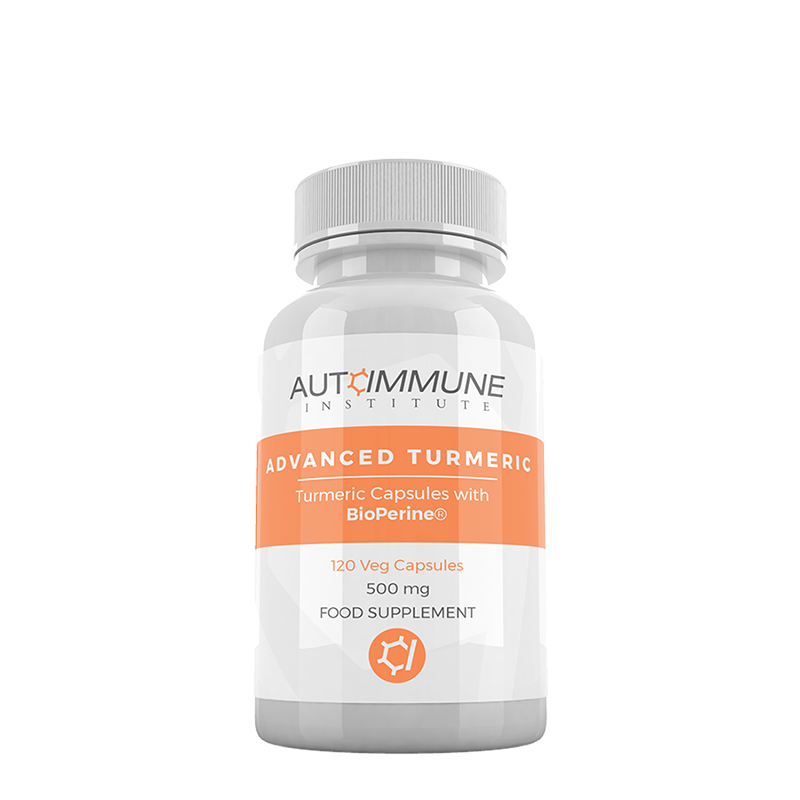 Advanced Turmeric - Turmeric / Curcumin with Bioperine (Black Pepper).