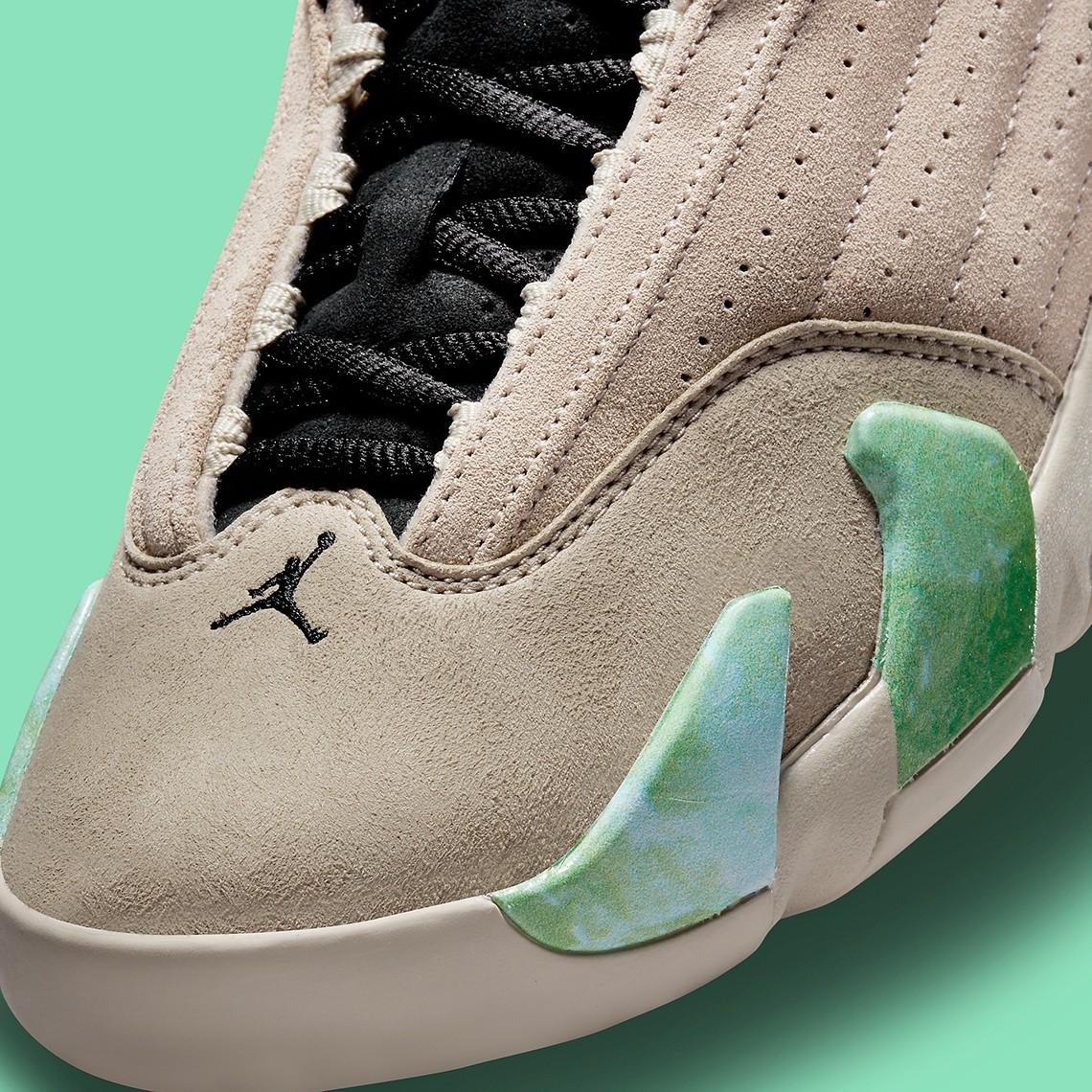 Aleali May x Air Jordan 14
