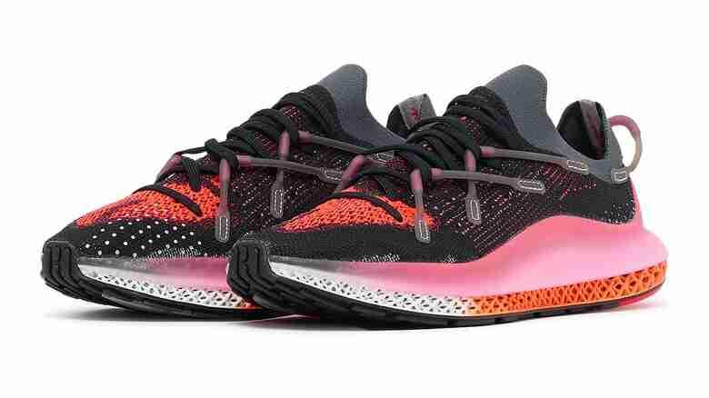 adidas 4D Fusio 3D Printer Sneakers