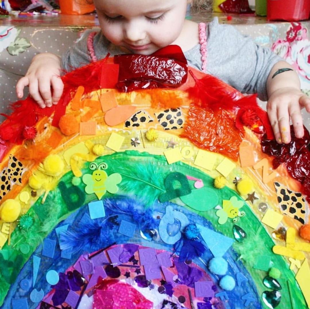 Play Lab Rainbow