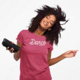 Dance Is Essential Unisex T-Shirt - Adult