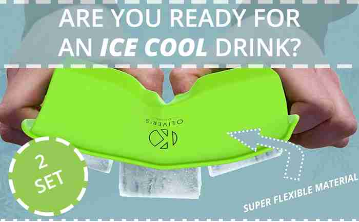 Are you ready for an ice cool drink?