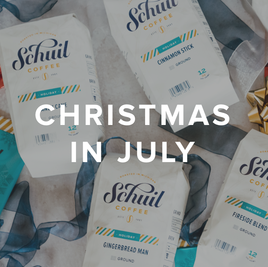 Schuil Coffee - Christmas in July