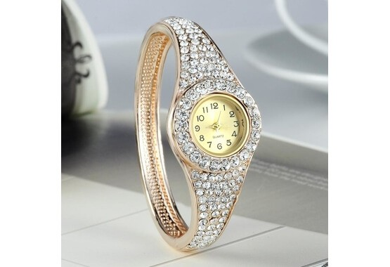 Diamond Timepiece Collectible