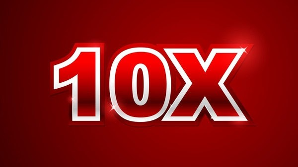 10X Red