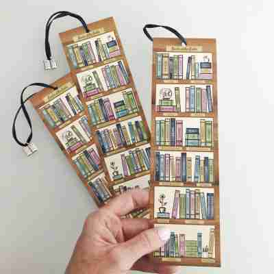 books of the Bible bookmark