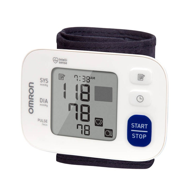 Omron BP6100 3 Series Wireless Wrist Blood Pressure Monitor