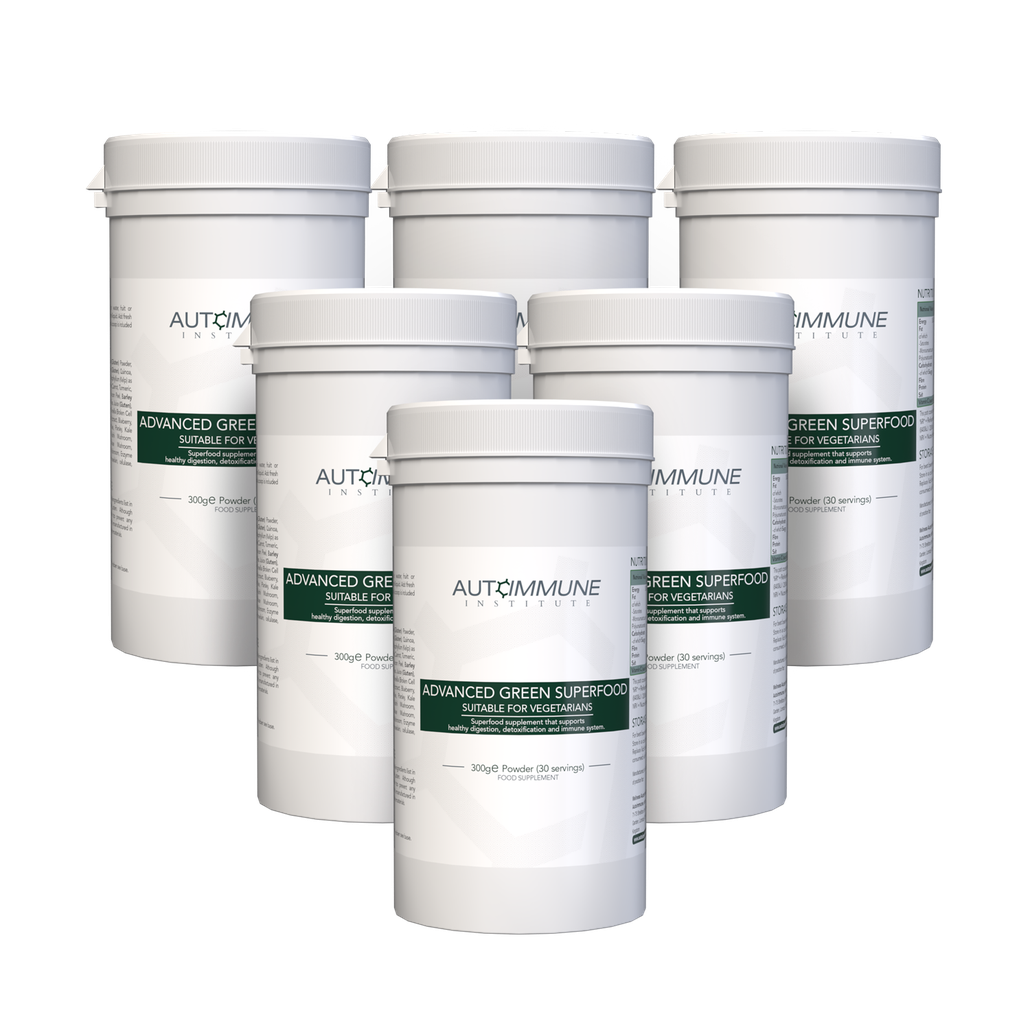 Advanced Green Superfood - 35 Superfoods In 1 Scoop