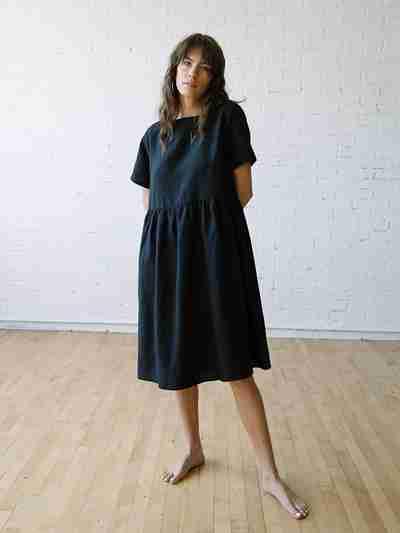 Staff Picks - Tradlands Nico Dress Black