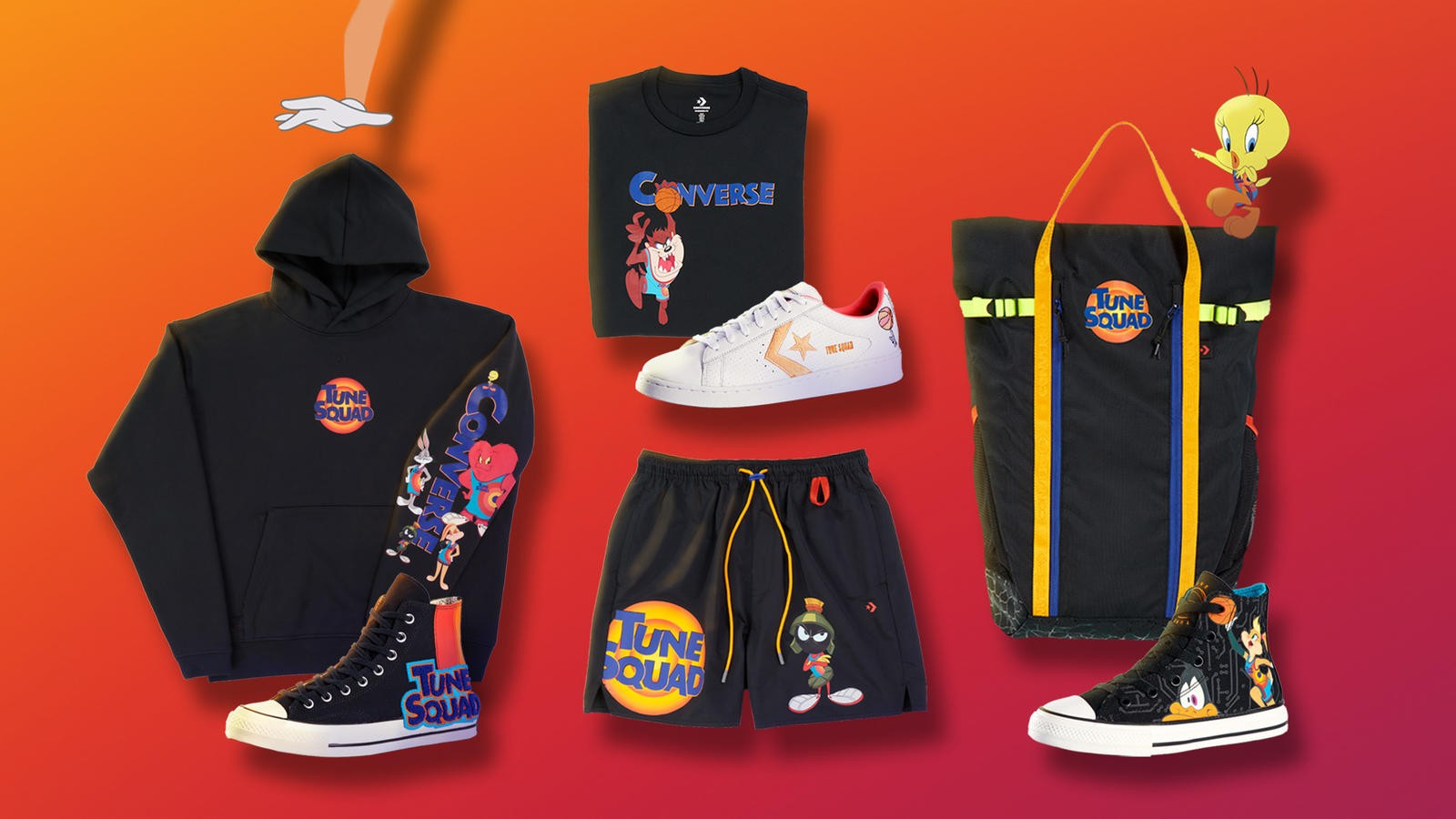 Space Jam: A New Legacy Releases