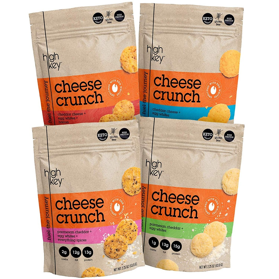 HighKey Variety Cheese Crunch