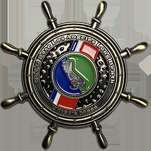 Custom Shape Coin