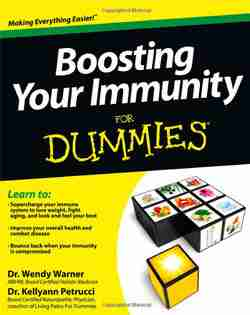 Bosoting Your Immunity for Dummies book