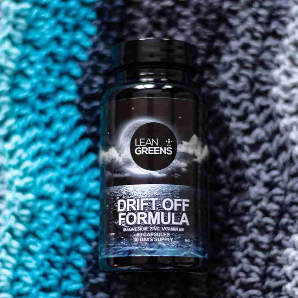 Magnesium Citrate found in Drift Off Formula #magnesium #LeanGreens