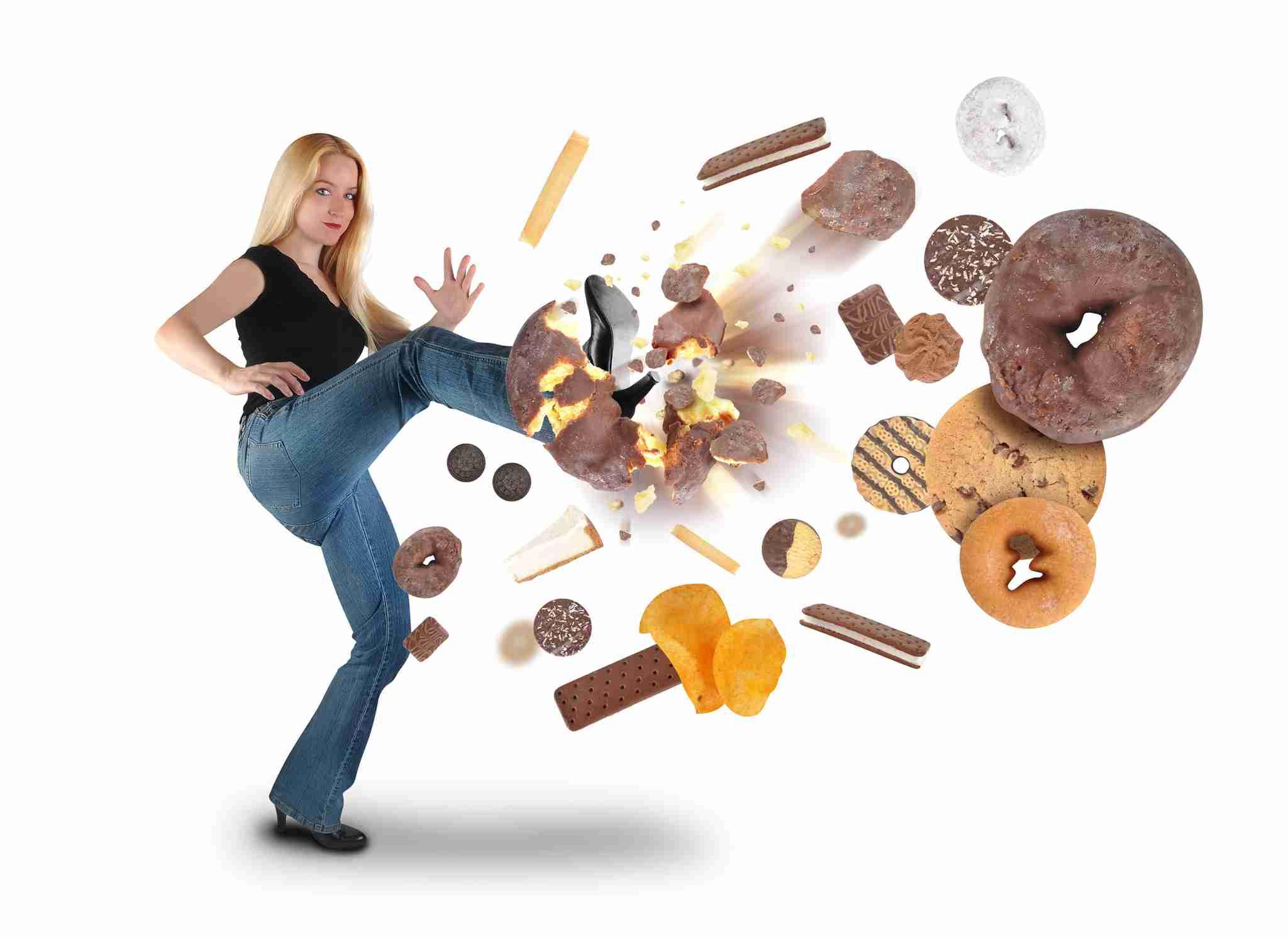 combat sugar cravings