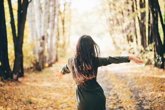 Heerlijk naar buiten gaan met de herfst doet wonderen.