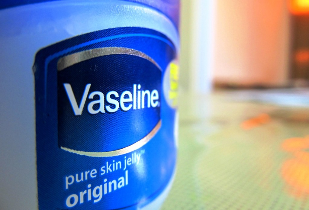 is it safe to use vaseline on your dog's paws in the winter?