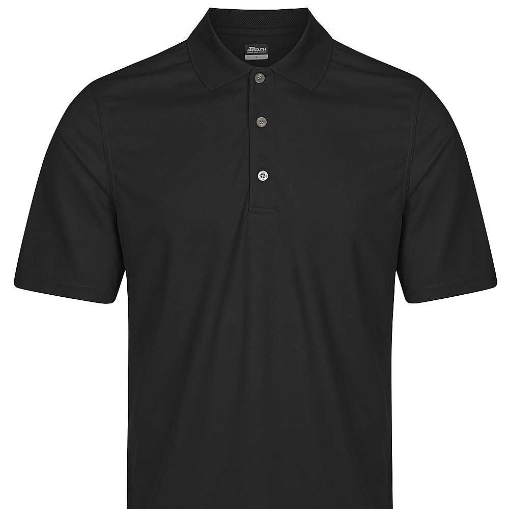 38 South Polo - Mens Eclipse Microfibre Cooldry
