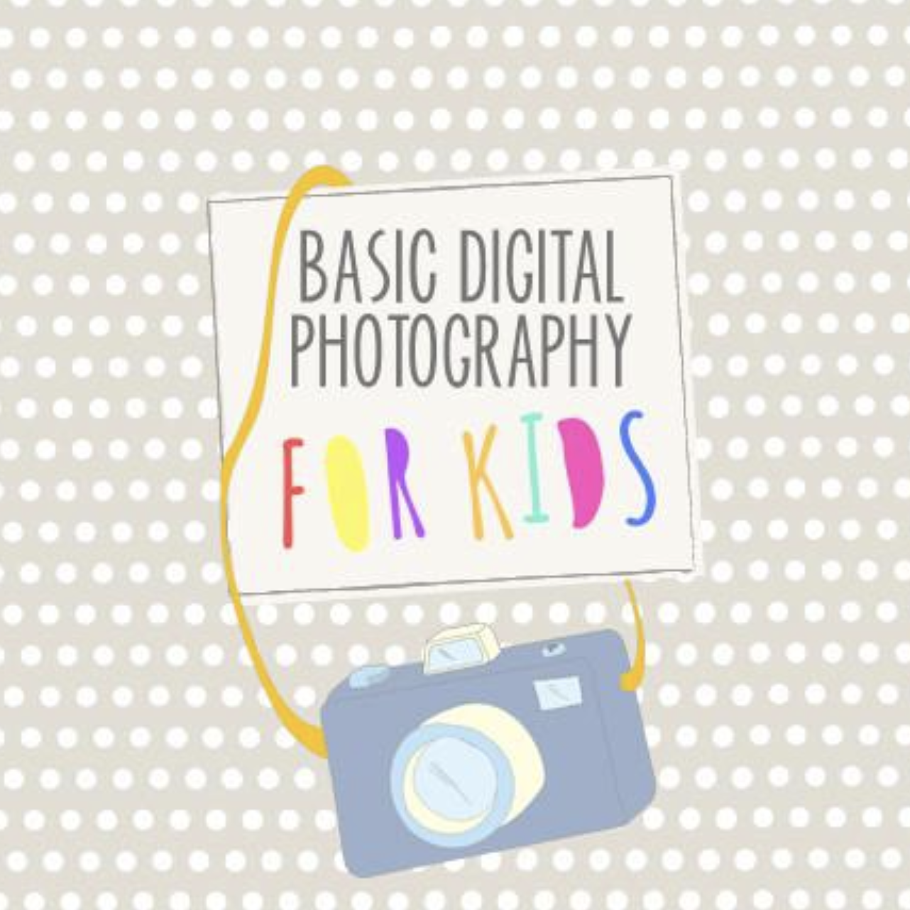 teach photography to kids