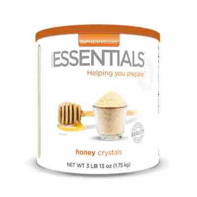 EE Honey Crystals Large Can