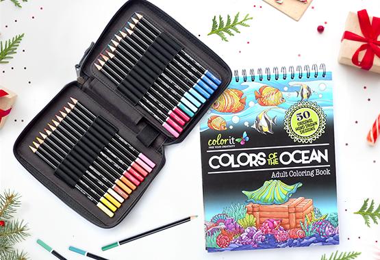 ColorIt watercolor bundle