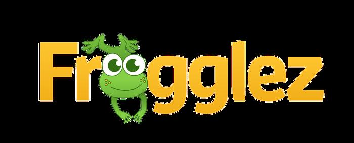 Frogglez Goggles logo