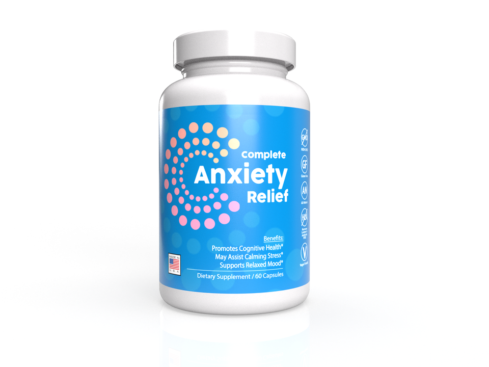 Complete Anti-Anxiety Formula