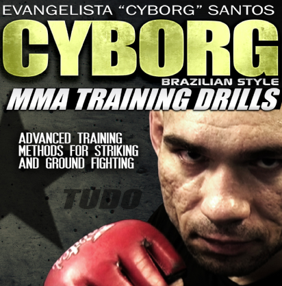 "Chute Boxe MMA Training Drills Set by Evangelista ""Cyborg"" Santos"