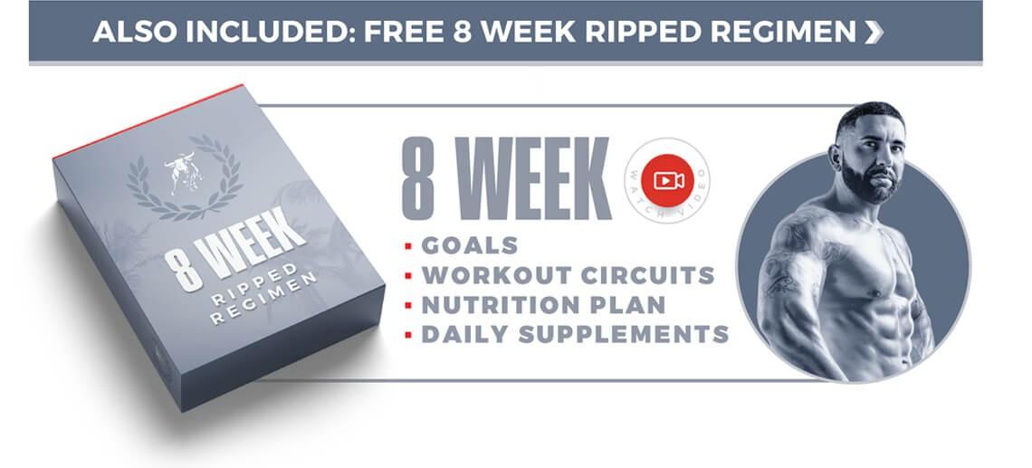 8 week ripped regimen