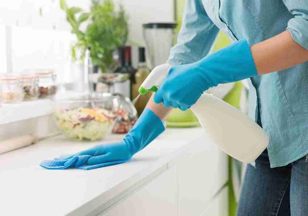 Sanitize surfaces