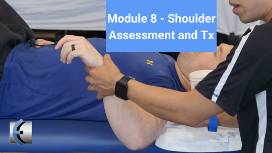 Module 8 - Shoulder Assessment and Tx