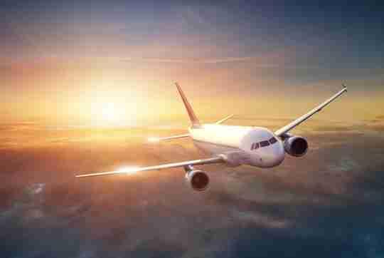First Class Airfare