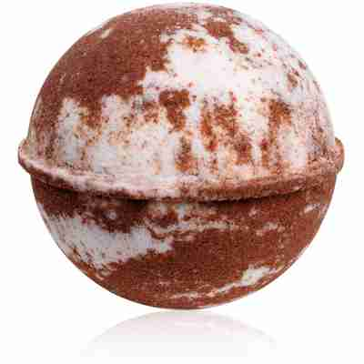 hot chocolate bombs bath bomb