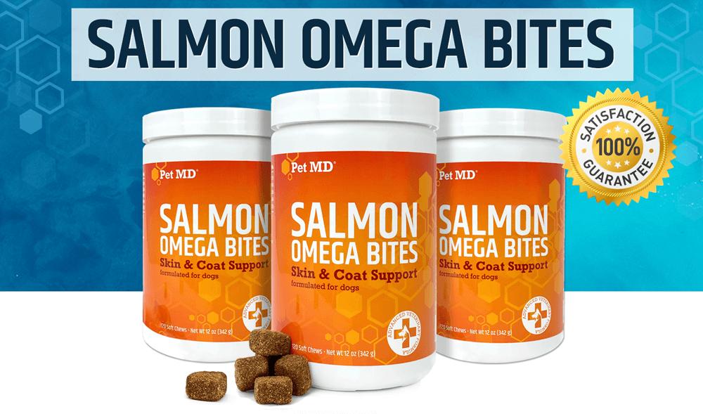 Salmon Omega Bites