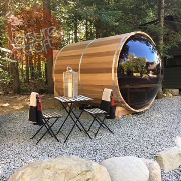 barrel sauna wood types cedar white fir clear cedar barrel sauna dundalk leisurecraft