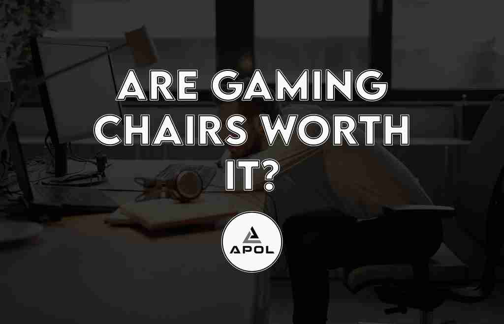 Are gaming chairs worth it article banner