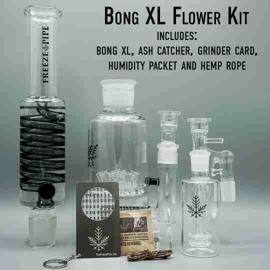 Bong XL Flower kit