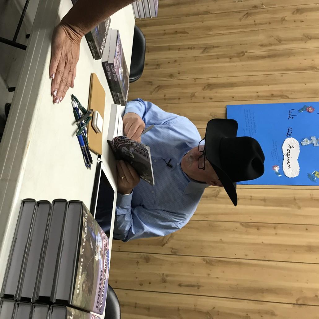 Book Signing | MikeStickler.com