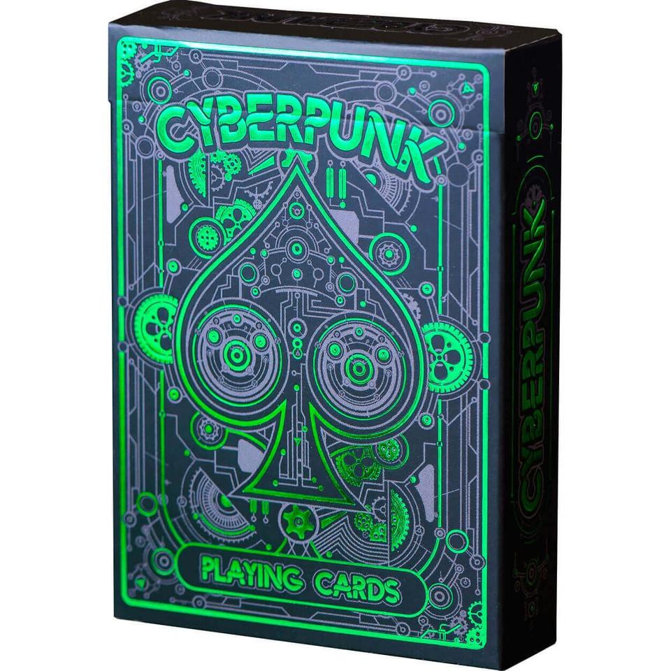 Cyberpunk Green
