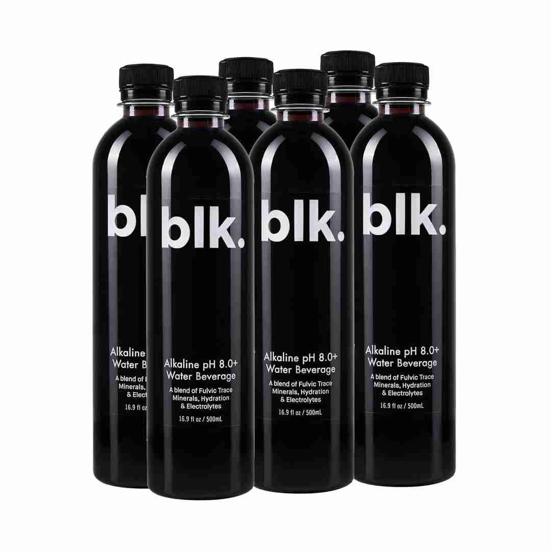 blk. All Natural Alkaline Functional Beverage